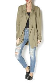 Gentle Fawn Intrepid Jacket Olive - Product Mini Image