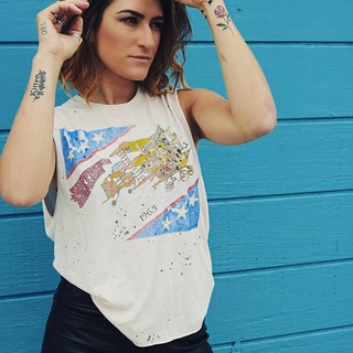 Shoptiques Product: Jefferson Airplane 1965 Tank