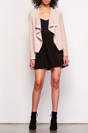BB Dakota Arly Suede Jacket - Front full body