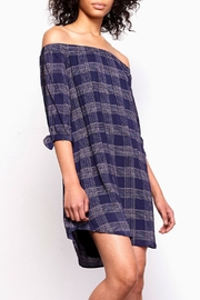BB Dakota Ashtyn Plaid Dress - Product Mini Image
