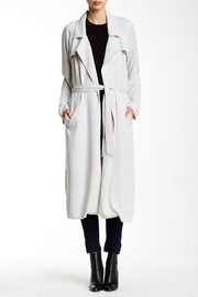 BB Dakota Beige Trench Coat - Product Mini Image