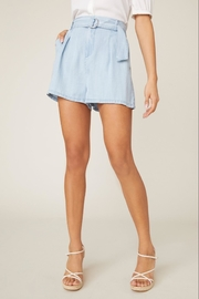 BB Dakota Belt-It-Up Shorts - Side cropped