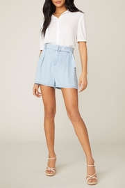 BB Dakota Belt-It-Up Shorts - Front full body