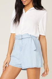 BB Dakota Belt-It-Up Shorts - Front cropped