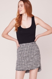 BB Dakota Blair Tweed Skirt - Product Mini Image