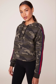 BB Dakota Camo Pullover - Front cropped