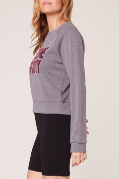 BB Dakota Catch-You Off-Duty Sweatshirt - Alternate List Image
