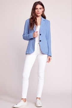 BB Dakota Chambray Blazer - Alternate List Image