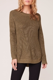BB Dakota Curve Sweater - Front cropped