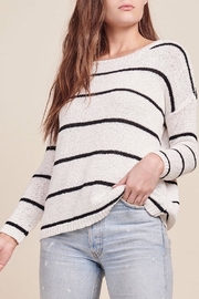 BB Dakota Daniel Striped Sweater - Product Mini Image
