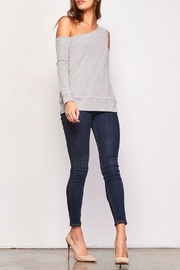 BB Dakota Dannelle Sweater - Front full body