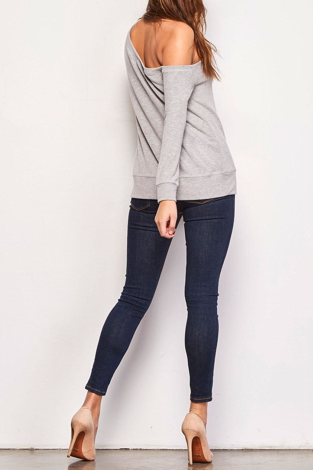 BB Dakota Dannelle Sweater - Side Cropped Image