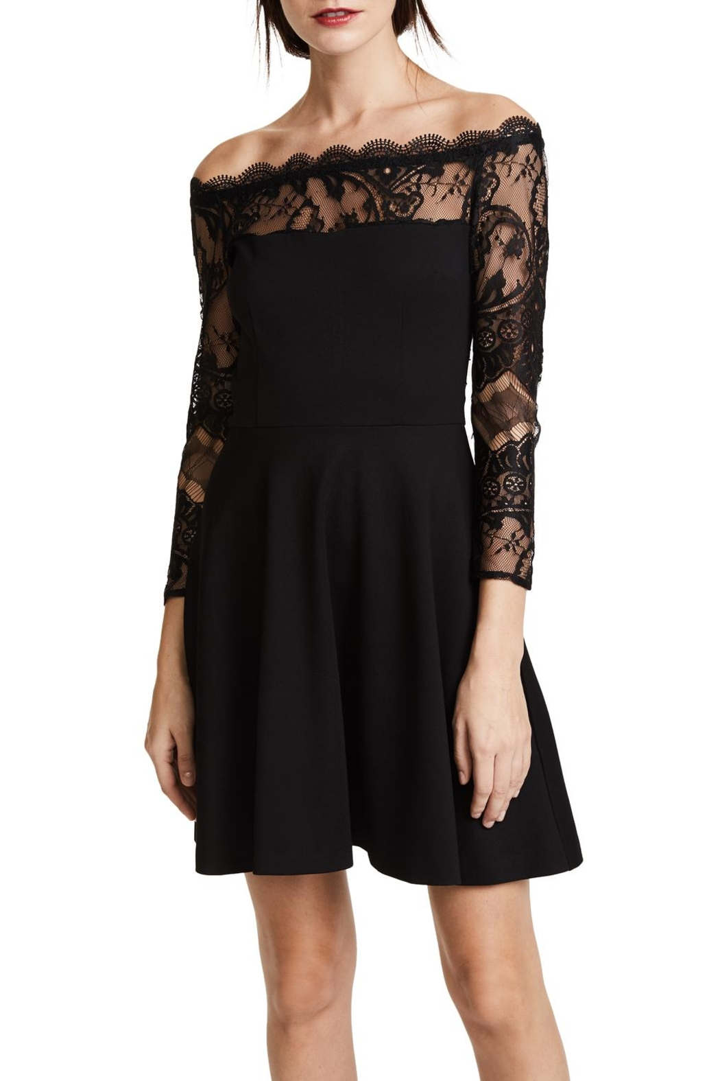 BB Dakota Dennett Lace Dress - Main Image
