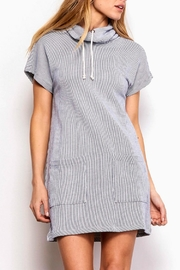 BB Dakota Drawstring Collar Dress - Product Mini Image