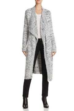Shoptiques Product: Eyelash Long Cardigan