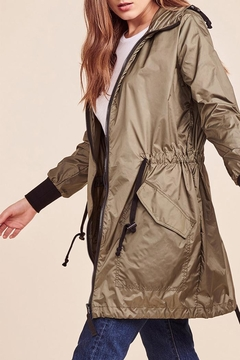 BB Dakota Flynn Anorak Coat - Alternate List Image