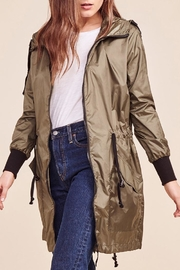 BB Dakota Flynn Anorak Coat - Front cropped