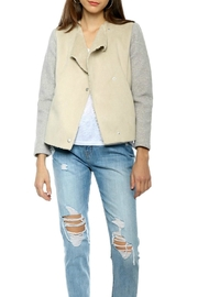 BB Dakota Glenna Cream Jacket - Product Mini Image