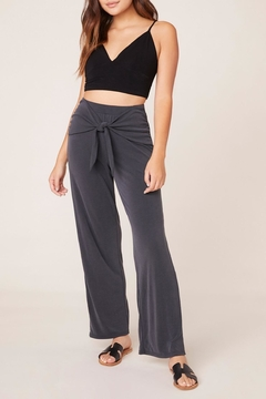 BB Dakota Got-To-Be-Free Tie Pants - Product List Image