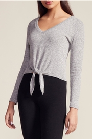 BB Dakota Heather Grey - Front cropped