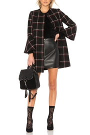 BB Dakota Hewes Flare Sleeve Coat - Front cropped