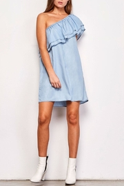BB Dakota Isla Ruffle Dress - Product Mini Image
