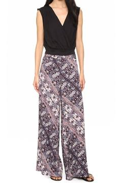 Shoptiques Product: Abstract Print Pants