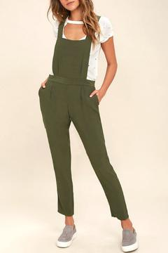 Shoptiques Product: Kelly Overalls