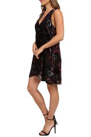 Shoptiques Product: Kenzie Velvet Dress - Back cropped
