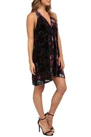Shoptiques Product: Kenzie Velvet Dress - Front full body