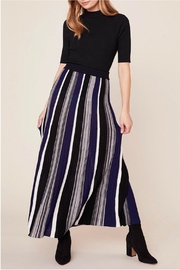 BB Dakota Knit Stripped Skirt - Product Mini Image