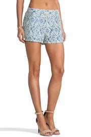 BB Dakota Lace Dress Shorts - Product Mini Image