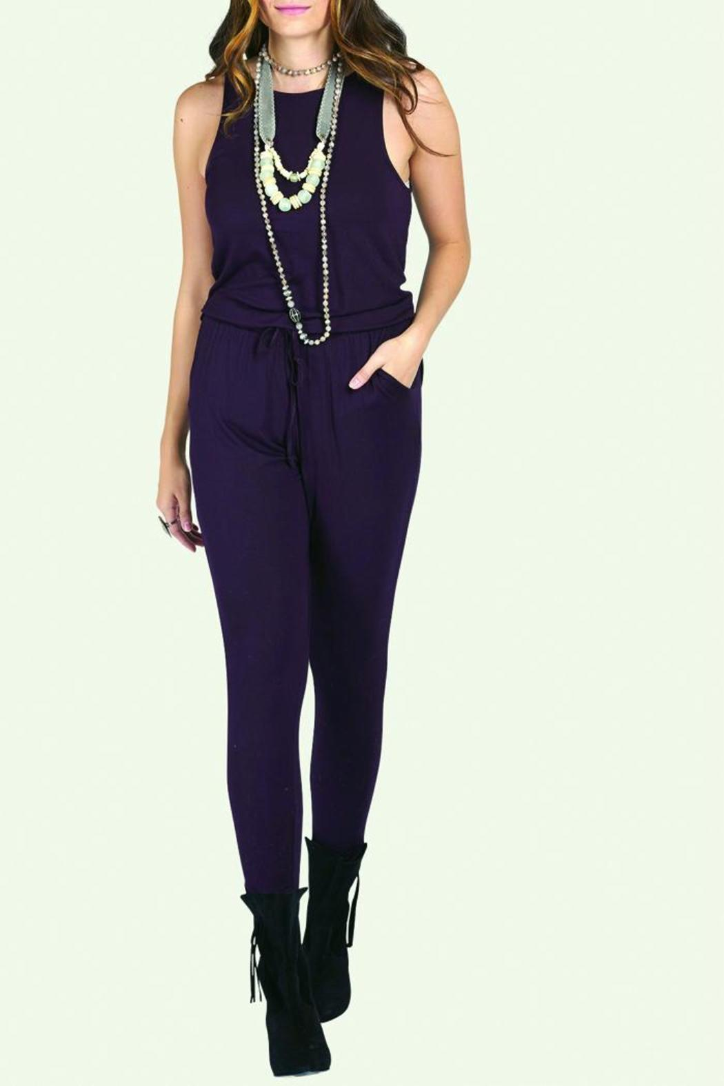 BB Dakota Langston Jumpsuit - Back Cropped Image