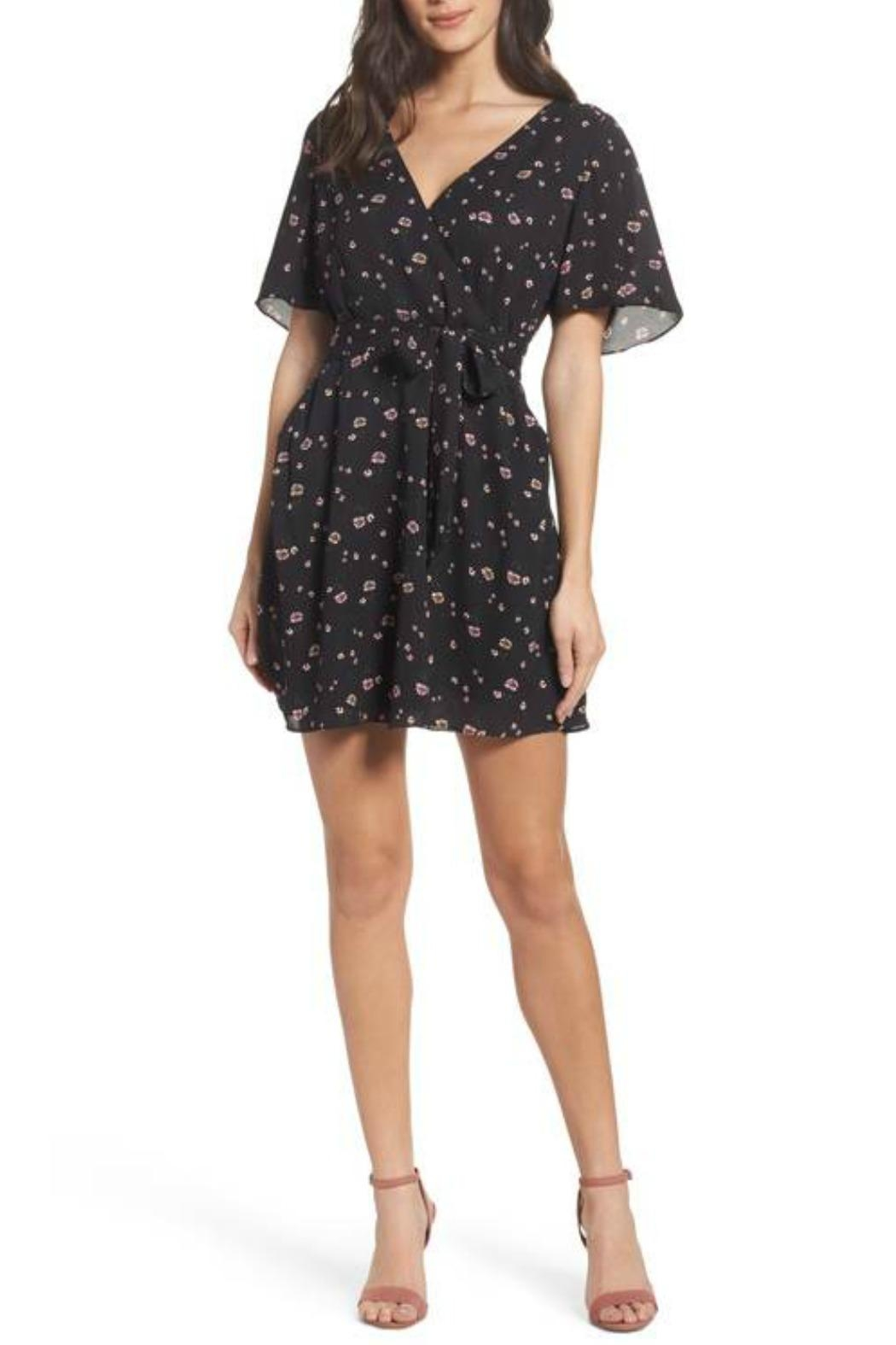 BB Dakota Lettie Floral Dress - Main Image