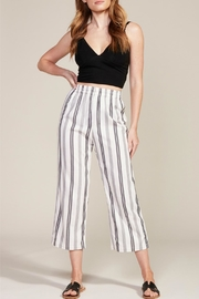 BB Dakota Line Language Pants - Front cropped
