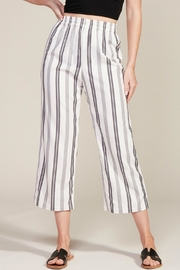 BB Dakota Line Language Pants - Front full body