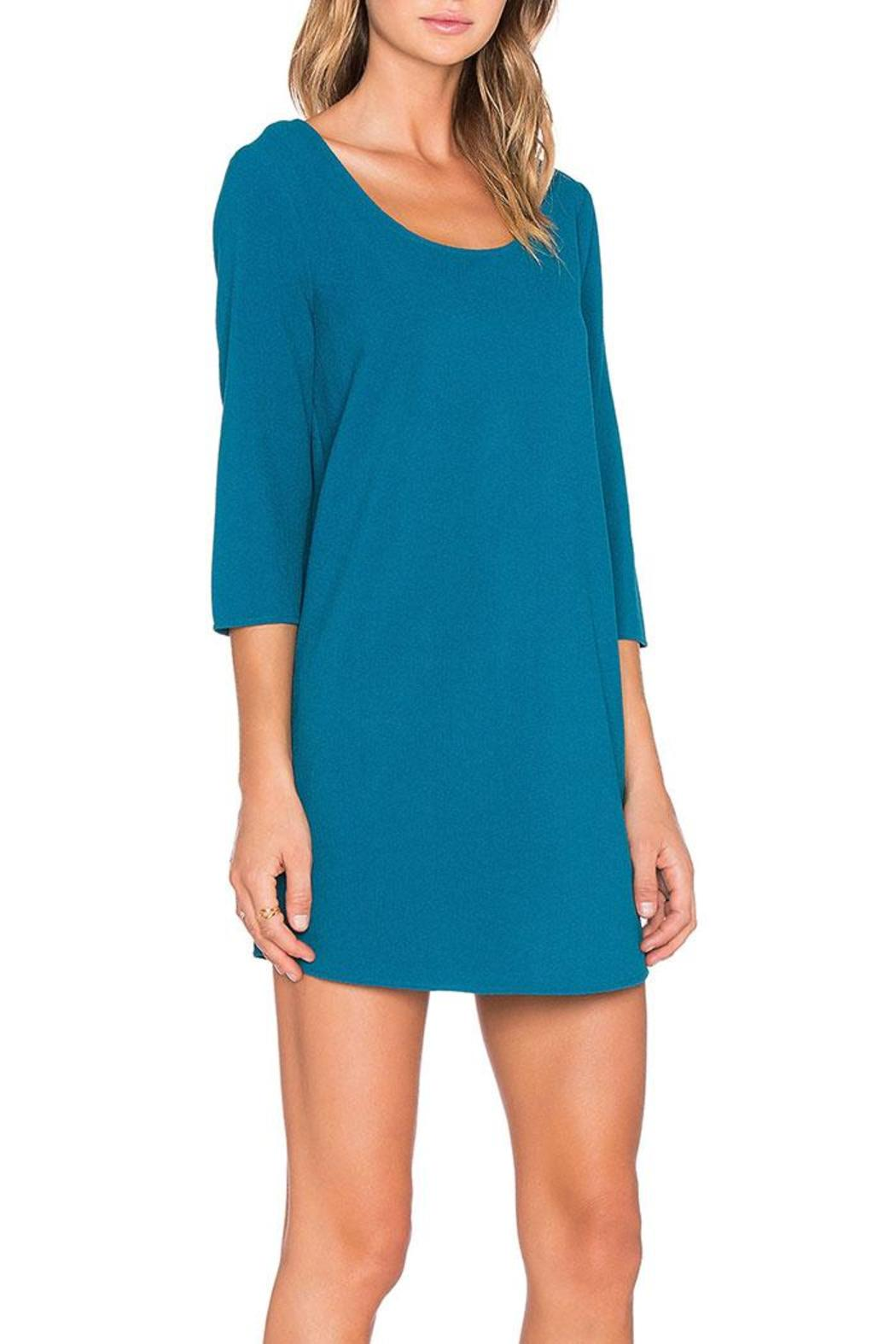 BB Dakota Luca Shift Dress - Side Cropped Image