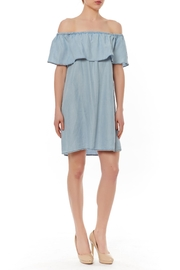 Shoptiques Product: Maci Off-Shoulder Dress