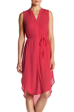 BB Dakota Magenta Tank Dress - Alternate List Image