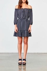 BB Dakota Mckenna Striped Dress - Product Mini Image