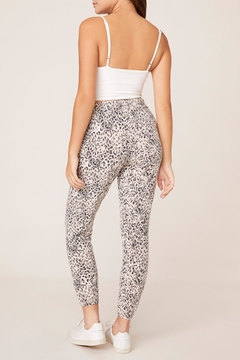 BB Dakota Meow's-The-Time Cheetah Jogger - Alternate List Image