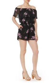 BB Dakota Off Shoulder Romper - Product Mini Image