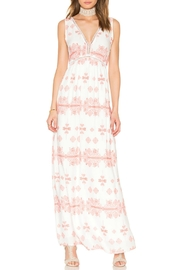 BB Dakota Printed Maxi Dress - Product Mini Image