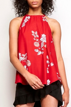 Shoptiques Product: Red Laura Tank