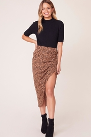 BB Dakota Ruched Midi Skirt - Product Mini Image