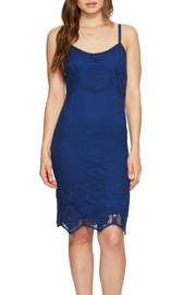 BB Dakota Scallop Lace Dress - Product Mini Image