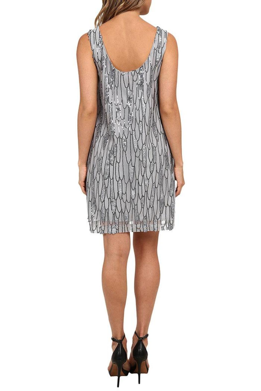 BB Dakota Sequin Shift Dress - Side Cropped Image
