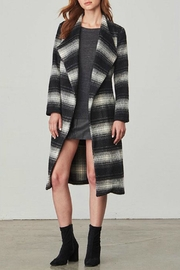 BB Dakota Sisson Plaid Coat - Product Mini Image