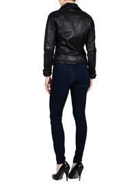 BB Dakota Stafford Leather Jacket - Front full body