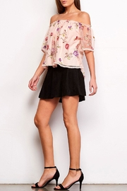 BB Dakota Stassi Embroidered Top - Front cropped